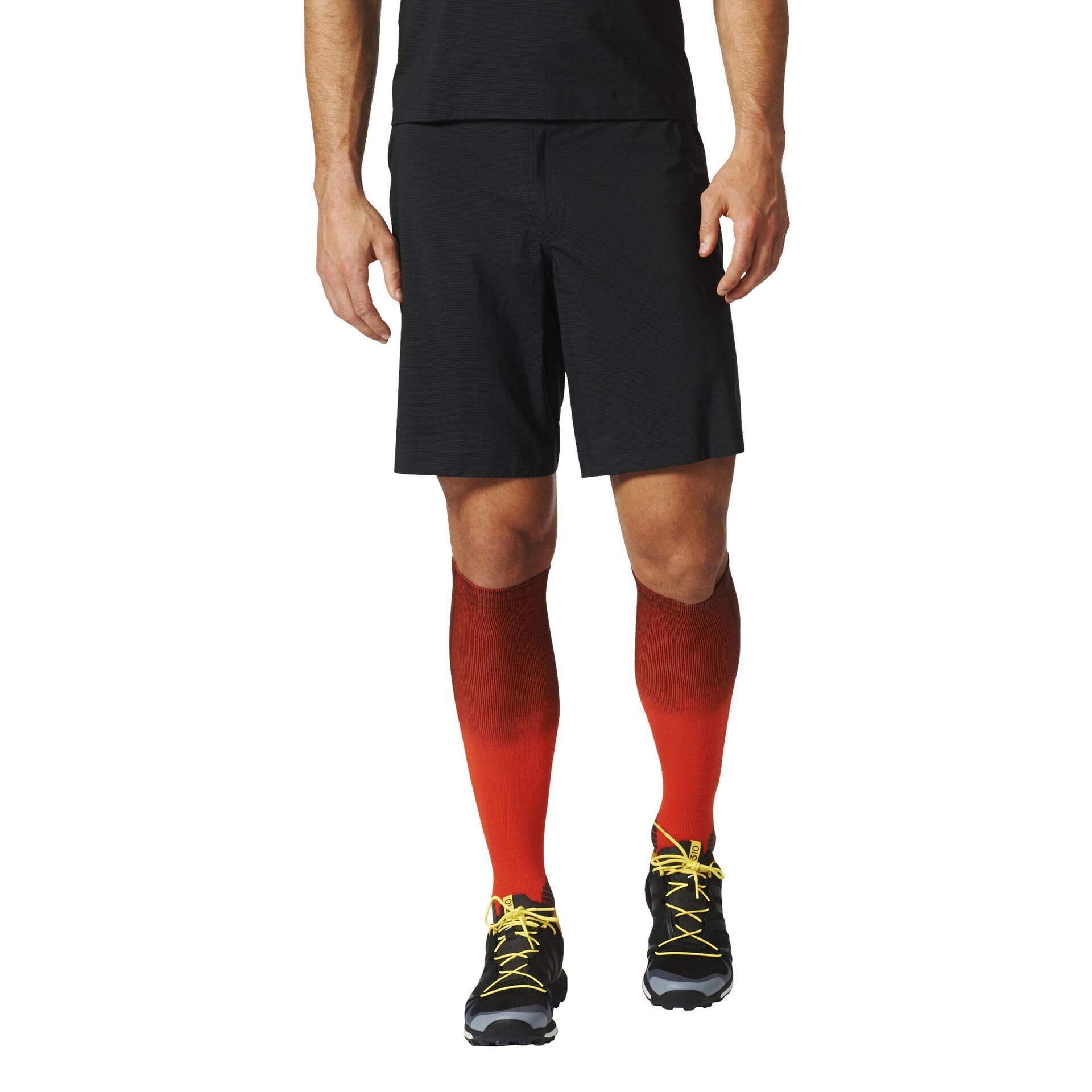 Adidas Terrex Cortos Agravic Running Hombre Negro Pantalones ffHrxdwqR